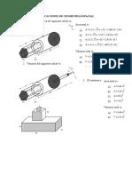 Aplicaciones de Geometria Espacial