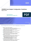 DS8000 Host Adapter Configuration Guidelines 2015-05-20
