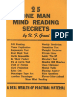 255625190 25 Mind Reading Secrets