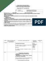 Proyecto 10 Bloque IV Segundo Grado Español