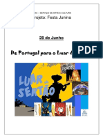 Projeto Festa Junina Marista