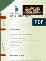 Raj Lubricants
