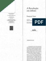 FURET, François. a Revolução Em Debate