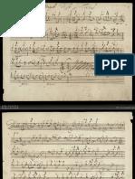 Joachim Tielke Tablature for viola da gamba