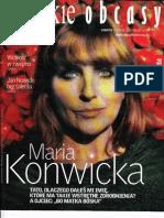 Maria Konwicka Wysokie Obcasy