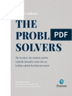 The Problem Solvers by Charles Leadbeater