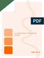 Organizacion Territorial Del Estado