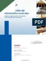 Elaboracion Instrumentos Musicales