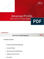 Advanced Plsql
