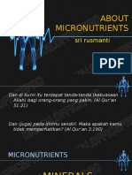About Micronutrients