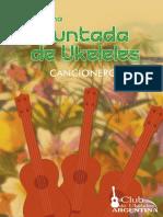 Cancionero Encuentro Club Ukeleles Argentina