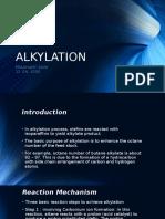 alkylation