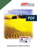 Bry-Air Dehumidifier FFB Series