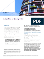 KPMG Flash News Action Plan on 'Startup India' 1