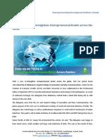 EDII Ahmedabad Strengthens Entrepreneurial Bonds Across the Globe