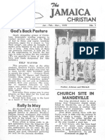 Ensign Grayson Grayce 1959 Jamaica