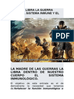 Cómo Se Libra La Guerra Entre El Sistema Inmune y El Cancer