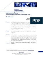 Bonnet - Riñas en La Cofradía, Los Conflictos Interburgueses