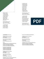 Letras Concierto Salesianos