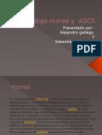 Código Morse y ASCII 2