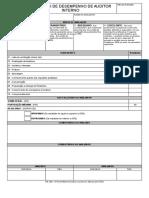 RQ. 002 - G Avaliação de Desempenho de Auditor Interno Rev03