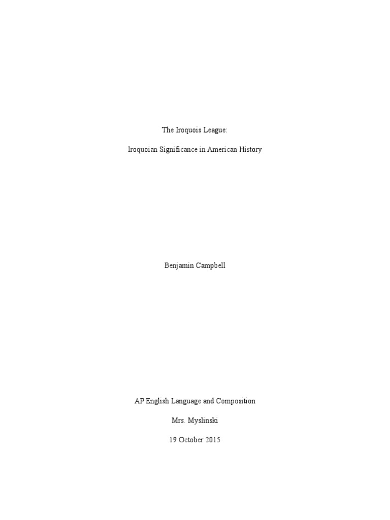 Example thesis introduction
