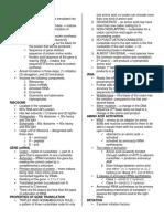 Biochemistry Chapter 12 - Translation Reviewer