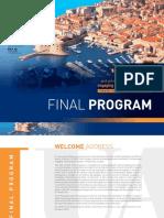 Iuaes2016 Program