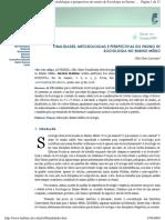 LOURENu00C7O, Julio C.finalidades MetodologiasSociologia