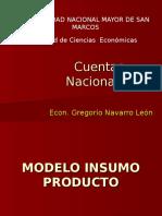 Modelo Insumo Producto4