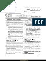 UGC NET Computer Science and Applications Paper II Dec 04