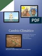 Cambio Climático Informatica