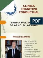 Lazarus Terapia Multimodal