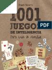 1001 juegos matematicos