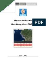 Manual Visor Geografico Sinpad