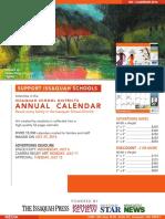 ISD Calendar 2016