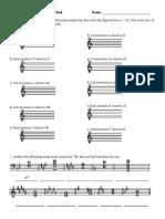 Piano Chord Inversion Tests