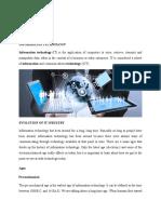 It Industry Profile