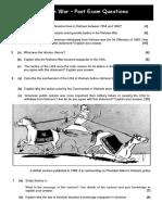 9  vietnam past exam questions