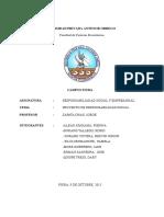 Proyecto r.s.e. Ecosac1