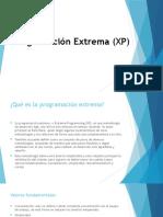 Metodología Programación Extrema XP
