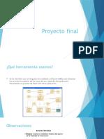 """Presentación de Proyecto """"SAES"""""""