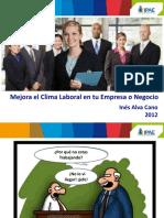 Mejore el clima laboral de su empresa