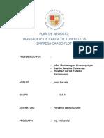 001 Estructura Rev 1 Cargo Flot Final Rev 5333