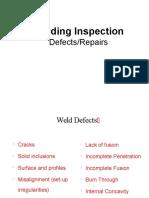 Weld Defect & Repair,Ham