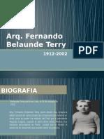Fernando-Belaunde Terry - EXPOSICION