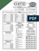 Bns Alpha Test Character Sheet