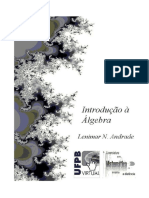 Introd Algebra Lenimar N Andrade Fev 2010
