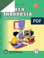 Bahasa Indonesia 6 oleh Sri Marheni, Dkk