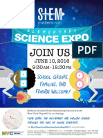 elementary science expo 2016 outreach flyer final